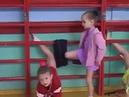 гимнастика Дина и Арина