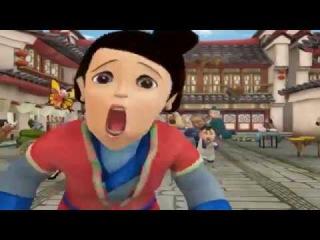 Hindi Cartoon Kung Fu Dragon Darvi Media Works LLP