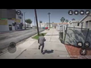 Grand Theft Auto V - Mobile - New Test Version - - APK available in my Telegram