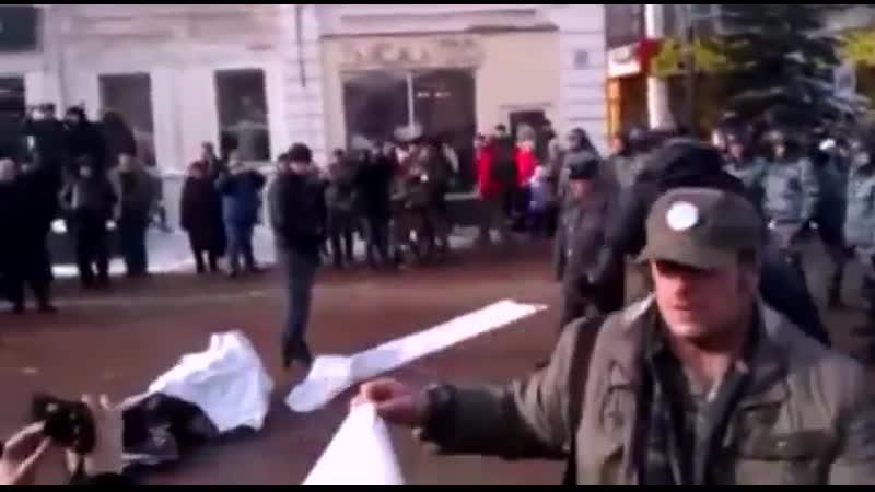 Первая волна Фильм о нижегородских оппозиционерах