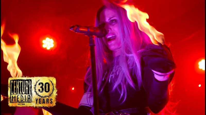 LACUNA COIL Blood Tears Dust The 119 Show Live In London