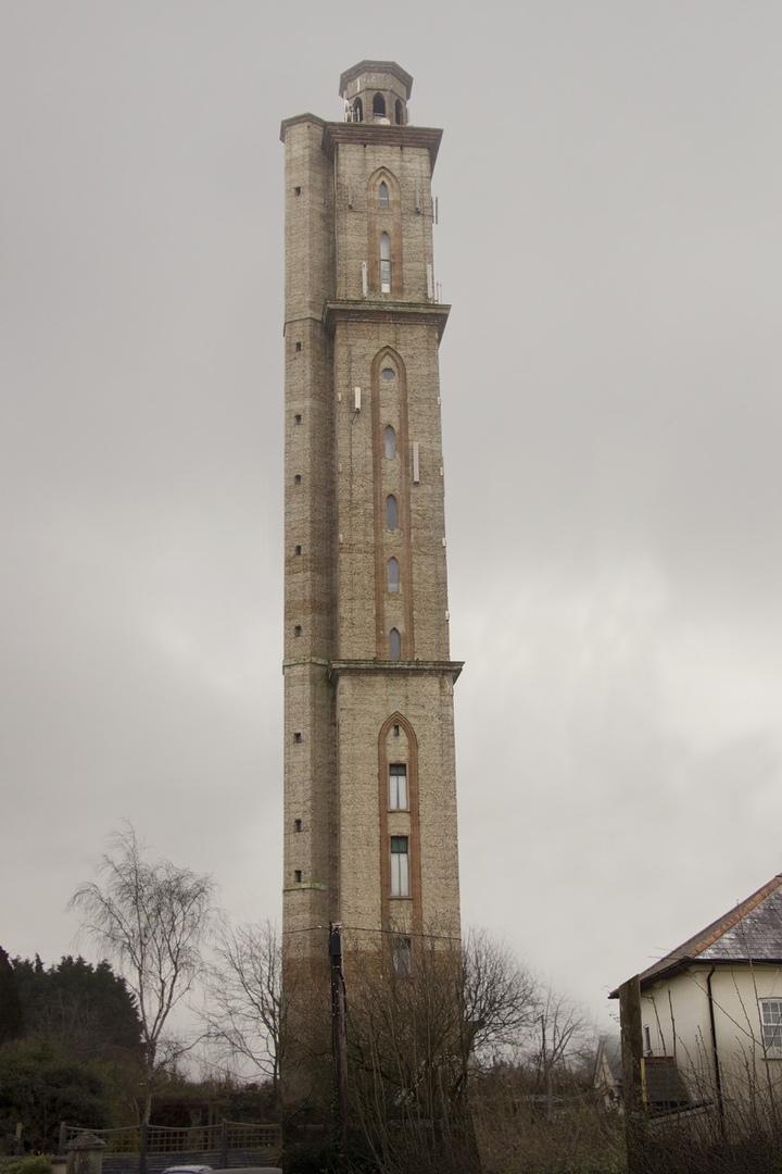 Самое высокое в мире здание из неармированного бетона