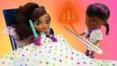Доктор Плюшева и принцесса Нелла Как вернуть настроение Игры для девочек