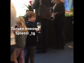 6-летний Платон  сын Жанны Фриске и Дмитрия Шепелева