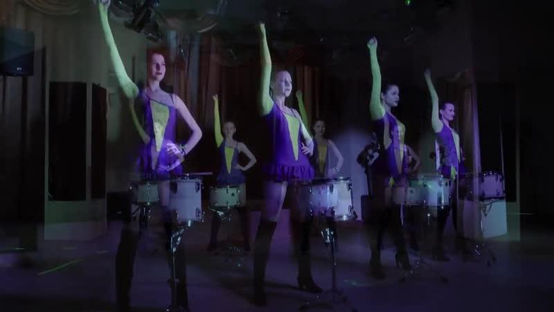 Шоу барабанщиц МАЛАЯ ОХТА Санкт Петербург