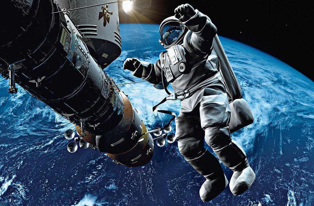 Долгое нахождение в космосе вызывает обратный ток крови в теле