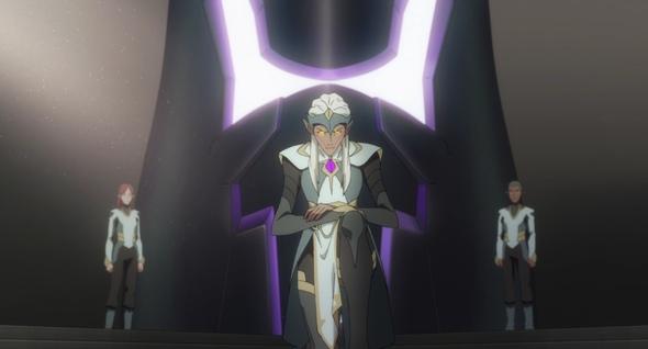 В погоне за призраками восьмого сезона(Voltron), изображение №14
