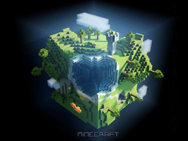 планета майнкрафт для андроид #1