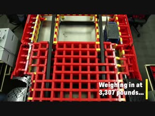 Full-size lego® silverado