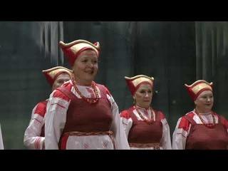 Концерт в Беломорье ансамбля Северные жемчуга. 21 09 14 г