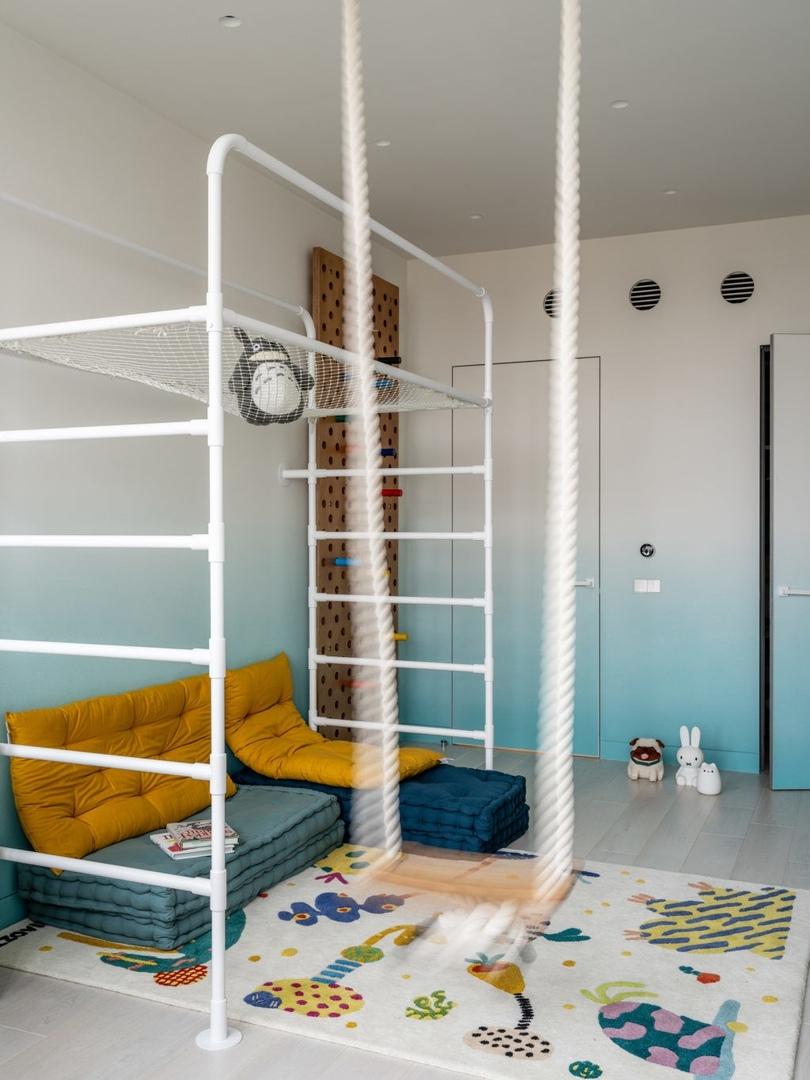 Квартира-лайнер по проекту Бориса Денисюка, 170 м²    02