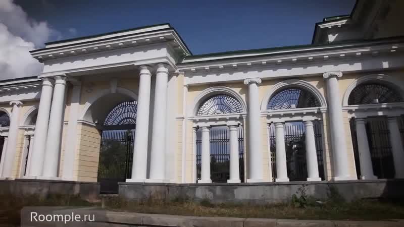 История екатеринбургской усадьбы Расторгуева-Харитонова.