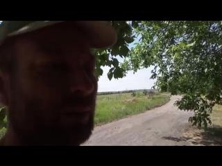 17 juni 2018. Dagens rapport från Donetsk. Avdeevka på andra sidan