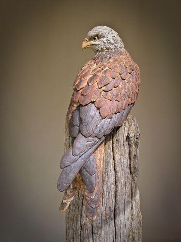 Саймон Гриффитс (Simon Griffiths - английский скульптор-керамист. Очень любит живую природу и через керамику выражает свои чувства к ней. Еще с детства он любил много времени проводить в лесу