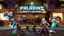 Paladins - Set Sail with the Pirate's Treasure Battle Pass!