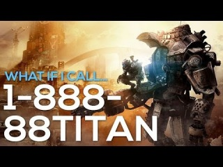 Что будет если вы позвоните по номеру 1-888-88TITAN?