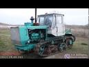 Гусеничный Трактор Т150просто Танк. История, применение. ХТЗ 181