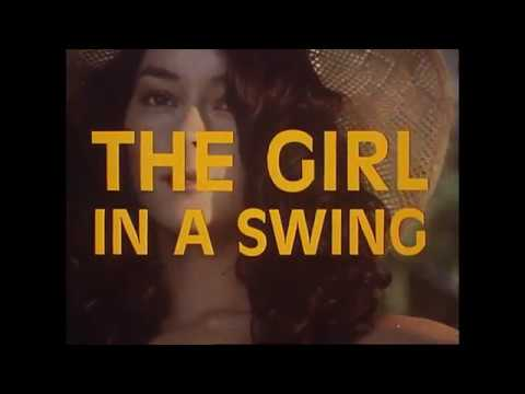 THE GIRL IN A SWING TRAILER Supernatural Thriller USA 1988