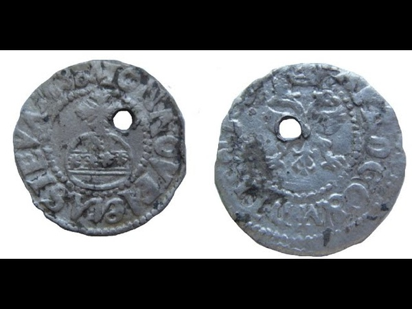 Как в России три года расплачивались чешуей с реки Сев История монеты Севский чех 17 века