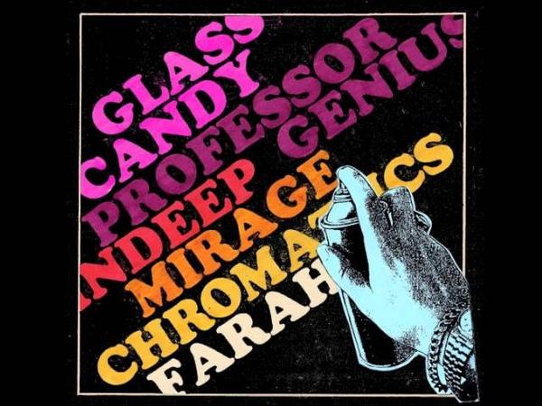 GLASS CANDY MISS BROADWAY After Dark LP