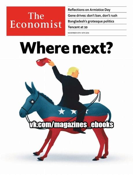 2018-11-10 The Economist - UK edition
