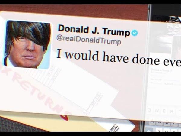 Emo Trump Tweets 2 White House Edition