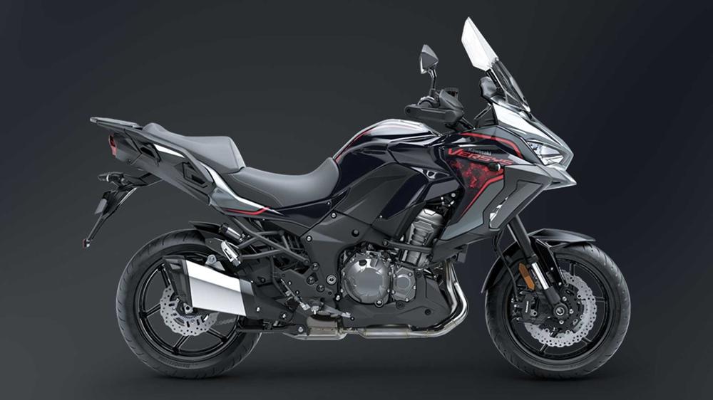 Новый мотоцикл Kawasaki Versys 1000 S 2021