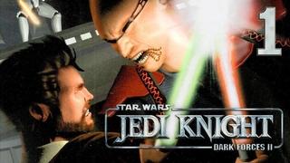 Star Wars Jedi Knight: Dark Forces II - Прохождение игры - Предательство в Нар-Шаддаа [#1]