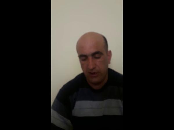 Vətənə xəyanət işi ilə əlaqədar hərbi qulluqçunun açıqlamaları 2