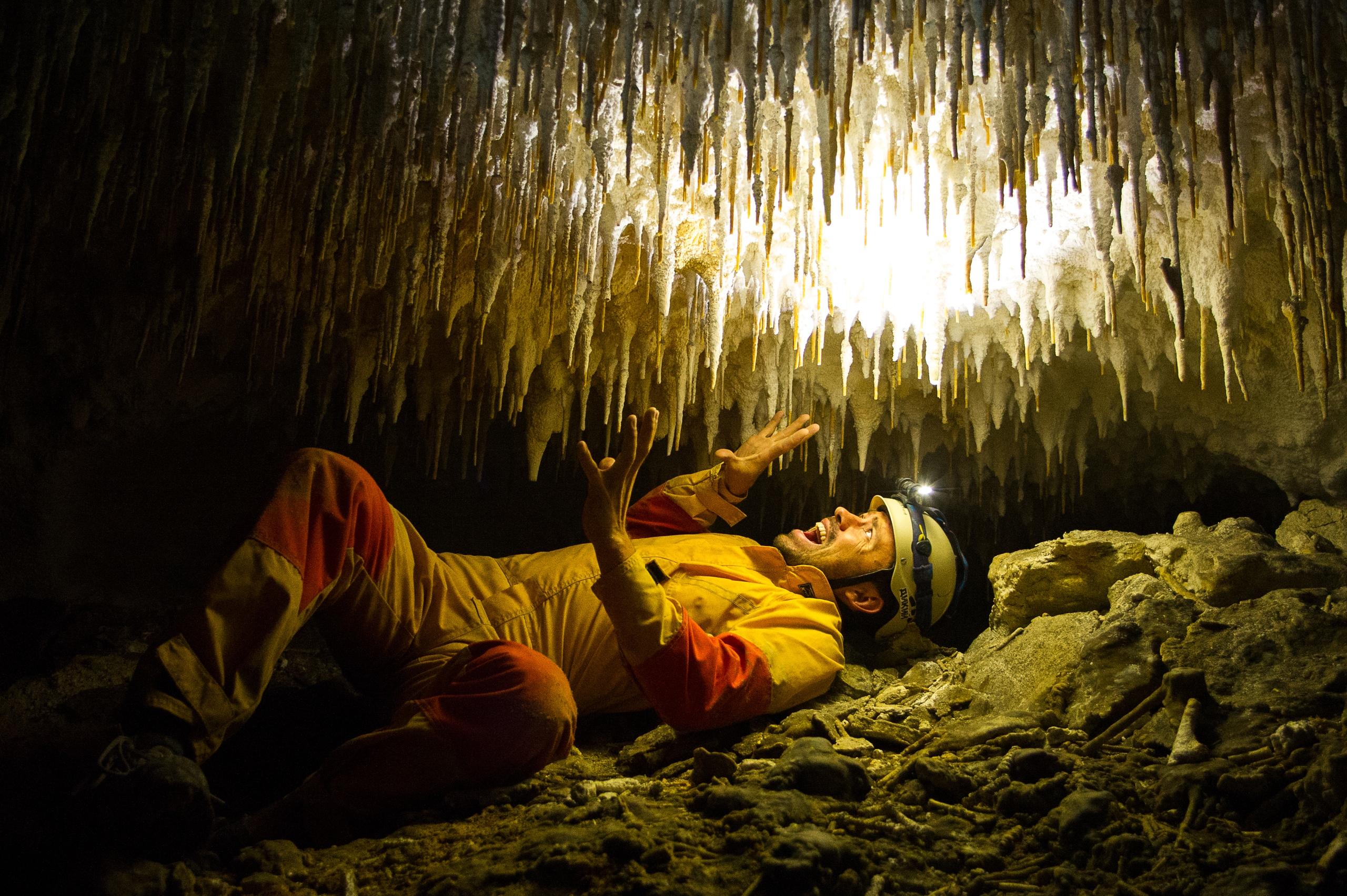 пещера таврская крым