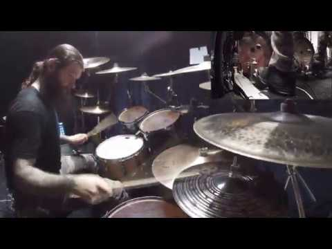 MARDUK - The Last Fallen - Drum Playthrough by Simon BLOODHAMMER Schilling