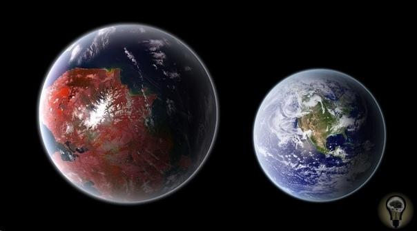 Земля - не самое лучшее место для жизни «Суперобитаемые» планеты подходят для жизни намного лучше, чем наша родная Земля. Мы даже знаем, как должны выглядеть такие цветущие миры: большие,