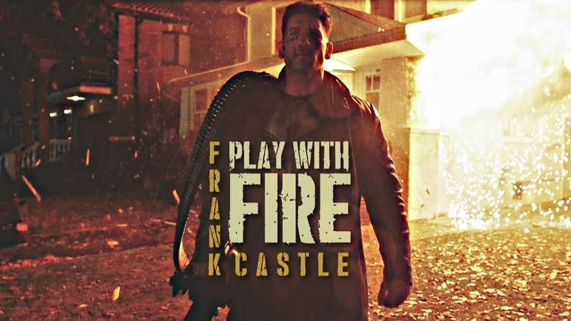 Frank Castle Play with Fire