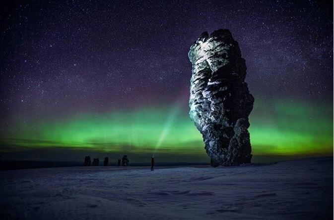 Одно из самых странных мест в России