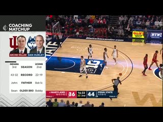 NCAAM 20191210 Maryland vs. Penn State