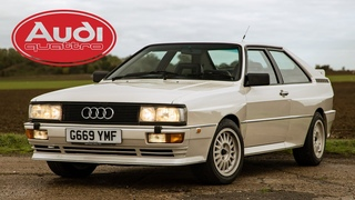 Original Audi Ur Quattro Review: Henry Catchpole Looks Back At A Group B Icon | Carfection 4K