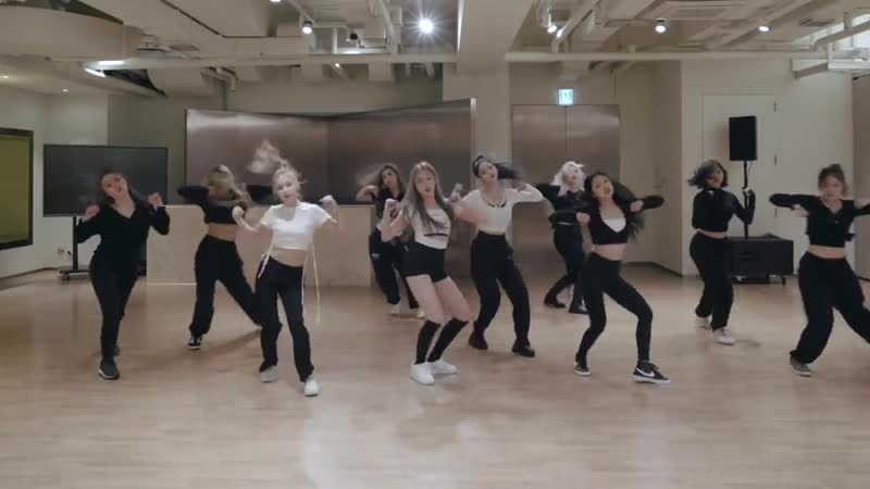 Aespa 에스파 Black Mamba Dance Practice