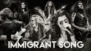 Immigrant Song (Cover) - Dino Jelusick, Micky Crystal, Colin Parkinson, Kyle Hughes friends.