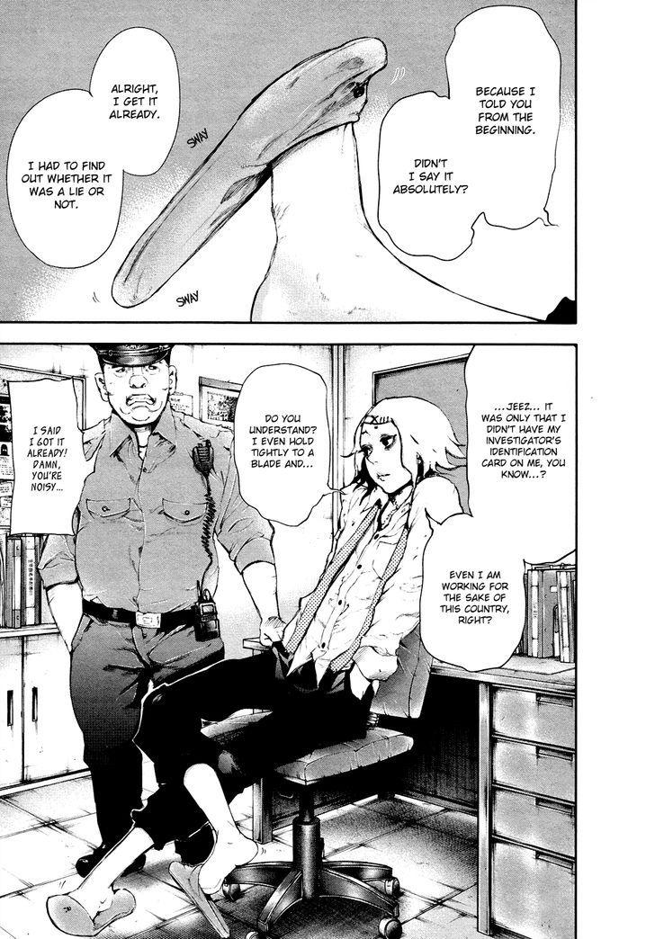Tokyo Ghoul, Vol.5 Chapter 48 Ear Bone, image #13