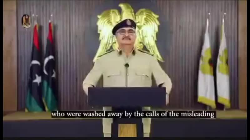 Маршал Хафтар отдал приказ Ливийской Национальной Армии начать наступление на Триполи и захватить его