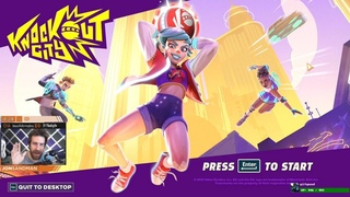 Checking out the brand new map, Galaxy Burger, Multi Ball in action, and more! #knockoutcitypartner - JonSandman on Twitch