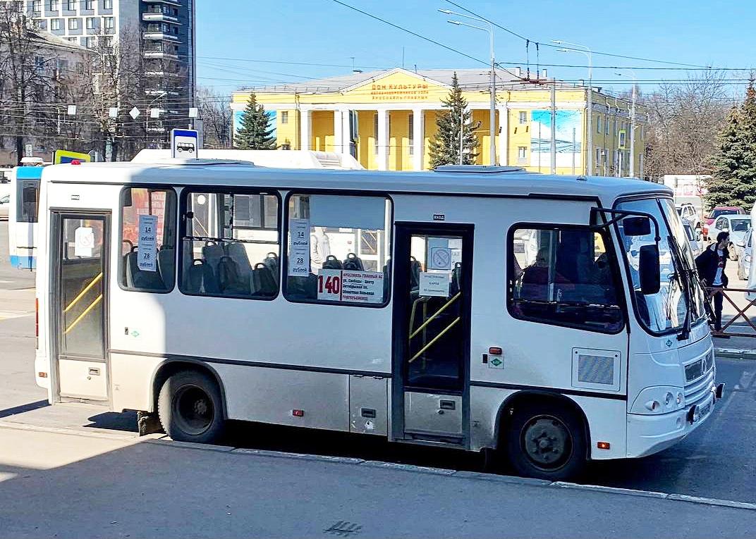 Автобус №140