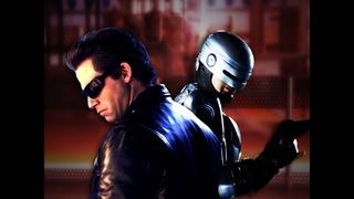 Terminator vs Robocop.  Epic Rap Battles of History