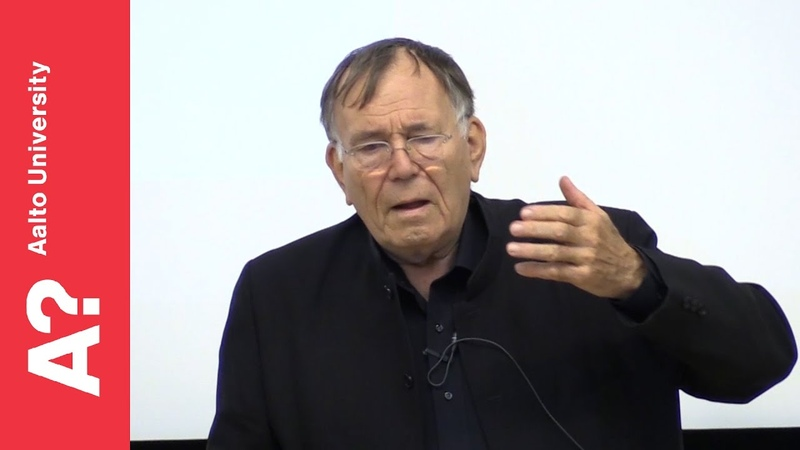Jan Gehl architect Livable Cities for the 21st Century Aalto University 21 2 2017