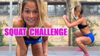 4-Minute Tabata SQUAT CHALLENGE