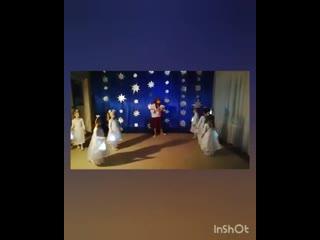 БДОУ г. Омска «Детский сад № 361», «Колыбельная матери-казачки» – лирический танец творческого коллектива «Мечта»