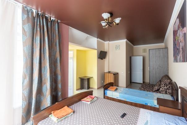 Ольгинка отель якорь фото отзывы