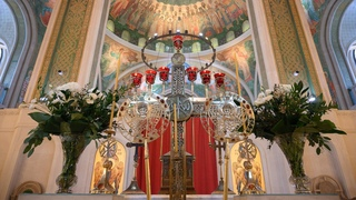 Божественная литургия. Неделя сыропустная – Прощенное Воскресенье. Воспоминание Адамова изгнания
