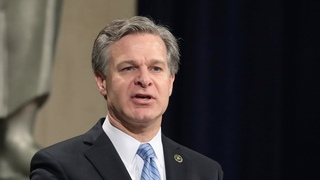 LIVE: FBI Director Christopher Wray discusses China's influence in the United States
