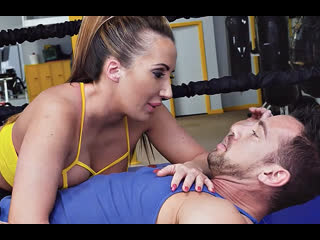 ПОРНО -- ЕЙ 35 -- КОГДА ПРИШЛА ПОЗАНИМАТЬСЯ СПОРТОМ -- porn milf sex --  Richelle Ryan